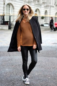H Trend bronze knit