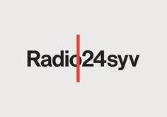 Radio station identity by Mega Design, Copenhagen