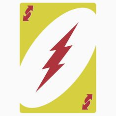 Reverse Flash Uno! - Redbubble T-Shirt  #TheFlash #Flash #BarryAllen #WallyWest #Zoom #ReverseFlash #Uno #CardGames #UnoCard #Speedster #CW #MetaHuman