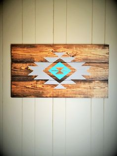 Hey, I found this really awesome Etsy listing at https://www.etsy.com/listing/264550263/handmade-aztec-wood-sign