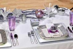 52 Beautiful And Sparkling New Year Table Settings