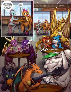 Dragon Comic, Dragon Art, Dragon Head, Skylanders, Spyro And Cynder, Wings Of Fire Dragons, Dragon Sketch, Spyro The Dragon, Female Dragon