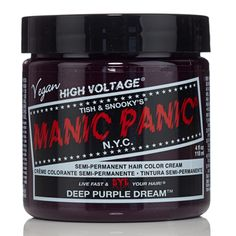 Buy it here: http://www.manicpanic.com/high-voltage-cream-formula-hair-color
