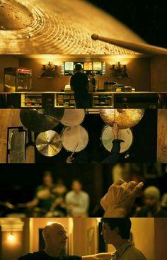 Whiplash (2014) Director: Damien Chazelle. Photography: Sharone Meir.