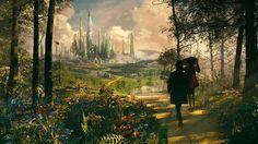 Il grande e potente Oz e tutti i film usciti giovedì 7 marzo 2013