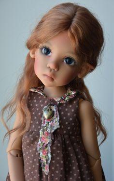 Девочка, покорившая мое сердце! Мисси! / Куклы Кайе Виггз, Kaye Wiggs dolls / Бэйбики. Куклы фото. Одежда для кукол