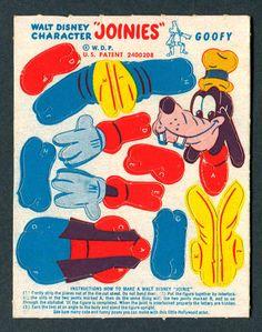 "Walt Disney ""Joinies"" Pluto D2028 | eBay"