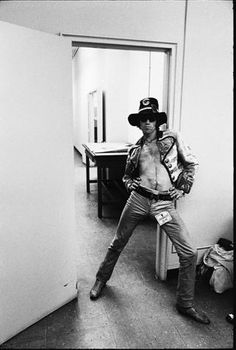 Keith Richards (edit: *hysterical laughter*)
