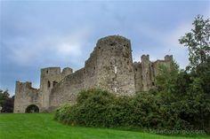 La imponente torre del castillo medieval de Trim, en Irlanda, donde se rodó Braveheart