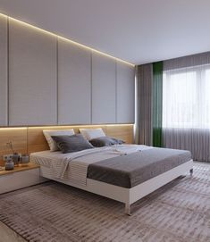 Concepts For An Glorious Couple Bedroom Interior Design Modern Bedroom Design, Master Bedroom Design, Dream Bedroom, Interior Design Living Room, Family Apartment, 2 Bedroom Apartment, Home Decor Bedroom, Bedroom Hacks, Bedroom Colors