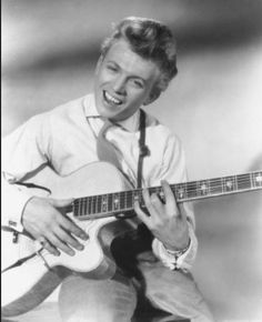 Tommy Steele.  'Rock With the Caveman'.  1956.