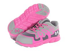 under armour shoes kids girls