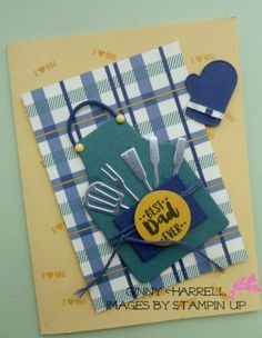 Apron of Love by Stampin' Up 2018 Occasions Catalog