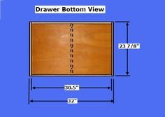 Free Dresser Plans - How to Build A Chest of Drawers Woodworking Tool Kit, Woodworking For Mere Mortals, Woodworking Shows, Woodworking Projects That Sell, Teds Woodworking, Youtube Woodworking, Diy Dresser Plans, Pallet Dresser, Diy Chest Of Drawers