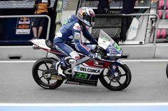 Moto3: Bastianini o mais rápido no Warm-UP