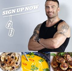 Sign up to body+soul's 4-Week Body Blitz Challenge! I provide recipes, meal plans and nutrition tips. Go to body+soul website to sign up!