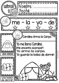 SPANISH READING - SUMMER CAMP PASSAGES - TRANSLATION SHEET ADDED -LEVEL 1 - TeachersPayTeachers.com