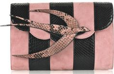 Miu Miu swallow clutch