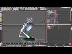 Tutorial: Jumping Lamp Amendment: Tackling Recent Changes to Cinema 4D