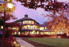 This is the Grand Hotel in Fairhope, AL. It is a great vacation spot right on Mobile Bay.  Just 45 minutes away from Pensacola, FL.