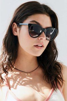 Valentina Cat-Eye Sunglasses