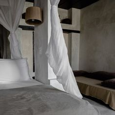 [ Inspiration déco ] The ethnic decoration and wabi sabi - Decoration For Home Wabi Sabi, Modern Interior, Interior And Exterior, Interior Design, Romantic Bedroom Decor, Turbulence Deco, Bed Duvet Covers, Luxury Bedding, Decoration