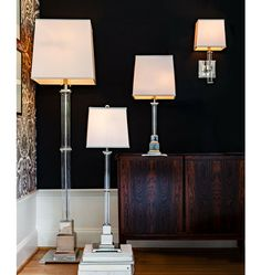 Avondale Lamp | Rejuvenation #lighting #interiordesign #design #decor #homeoffice