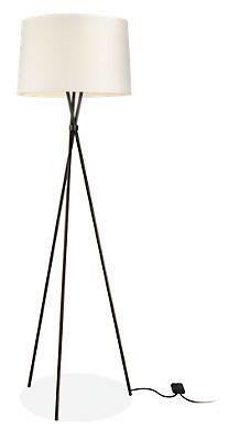 Tri-plex Floor Lamp - Floor Lamps - Lighting - Room & Board