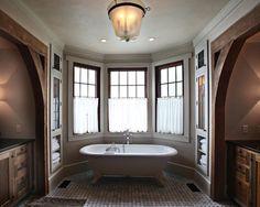 Landrum SC residence - traditional - bathroom - atlanta - The Belding Group, Inc