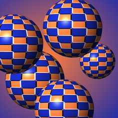floating spheres 900 580x580 optical illusion