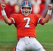 Can never get enough Elway. Denver Broncos Players, Denver Broncos Quarterbacks, Denver Broncos Football, Go Broncos, Broncos Fans, Best Football Team, Football Memes, Cincinnati Bengals, Indianapolis Colts