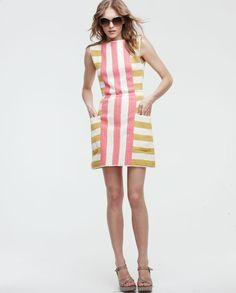 I love the colors! and the cut! -Lauren Moffatt