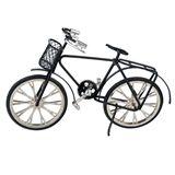 Black Bicycle. Miniatures.com