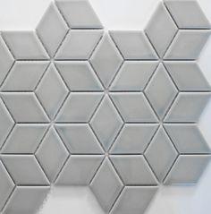 Academy Tiles - Ceramic Mosaic - Diamond Mosaic - 83412