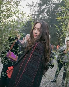 Krystal at Tod's Event for Milan Fashion Week Krystal Fx, Jessica & Krystal, Jessica Jung, K Pop, Krystal Jung Fashion, Song Qian, K Drama, Love Is, Sulli