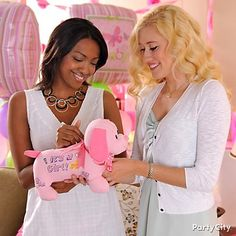 Make sure she'll never forget her baby shower by giving her a keepsake she'll treasure.