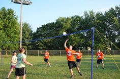 Lawn Volleyball