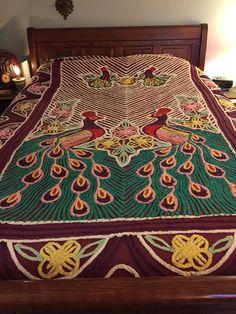 New Design Bedroom Vintage Bedspreads 54 Ideas Vintage Bedspread, Chenille Bedspread, Bedroom Vintage, Plum Bedding, Linen Bedding, Bed Linens, Bedding Sets Online, Luxury Bedding Sets, King Sheets
