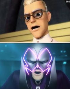 Ok so my brother just pointed this out to me and I noticed many similarities between hawk moth and Adrian's dad and I think that would be quite the plot twist
