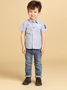 Toddlers & Little Boys Shirt