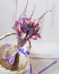 Dried Flower Bouquet, Dried Flowers, Wonderful Flowers, Flower Power, Floral Arrangements, Happy Birthday, Diy Crafts, Drink Coffee, Bouquets