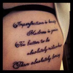 My new tattoo :)