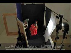 Te enseñamos a iluminar fácilmente tus fotos con 3 fuentes de luz
