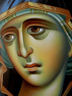 Religious Icons, Religious Art, Virgin Mary Art, Greek Icons, Russian Icons, Byzantine Icons, Painting Studio, Madonna And Child, Art Icon