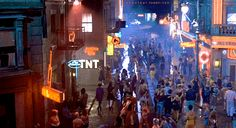 105 - Streets of Fire Neon Aesthetic Streets Of Fire, Gifs, Neon Aesthetic, City Scapes, Night Driving, Neon Glow, Nocturne, Neon Lighting, Cyberpunk