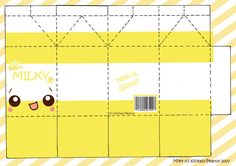 Origami Paper Print Outs | Cute Papercraft Templates