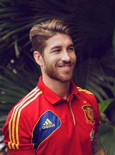 Sergio Ramos- this is the guy I look up to the guy I love and adore him!:) and he's from my family's home town!