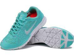 b95b6648f8b6 Nike 2014 Free Run Sky Blue White Women s Running shoes