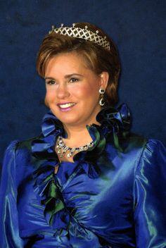 Royalty & Pomp: grã-duquesa Maria Teresa de Luxemburgo
