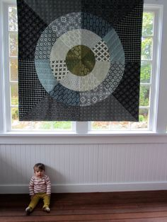 Quilt Modern by HATTIEBELLESTUDIO on Etsy